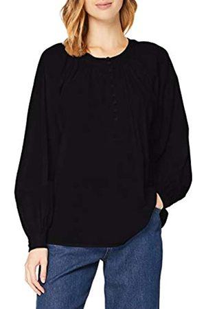 Lee Cooper Damen Button Blouse Bluse
