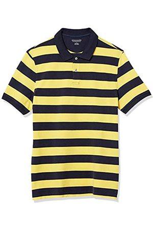 Amazon Amazon Essentials Slim-Fit Cotton Pique Polo-Shirts 43-44