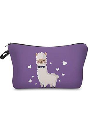 Loomiloo Loomiloo Kosmetiktasche für Damen, bezaubernde, geräumige Make-up-Taschen für Reisen, wasserdicht, Kulturbeutel, Zubehör, Organizer