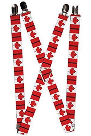Buckle-Down Herren Suspender-Canada Strumpfhalter
