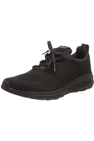 Jack Wolfskin Damen Coogee Low Sneaker, (Black 6000)