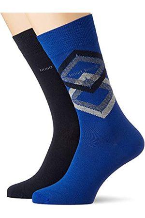HUGO BOSS Herren 2P RS Diamond CC Klassische Socken