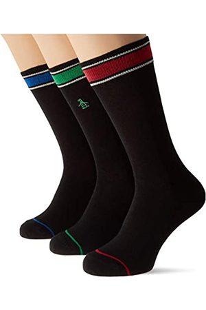 AN ORIGINAL PENGUIN BY MUNSINGWEAR Herren Original 6-Pack Socken