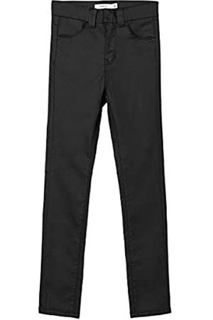Name it NAME IT Girl Skinny Fit Jeans Beschichtete High Waist 140Black