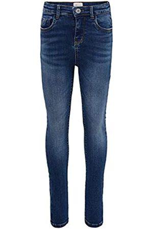 ONLY Girl Skinny Fit Jeans KONPaola HW 146Medium Blue Denim