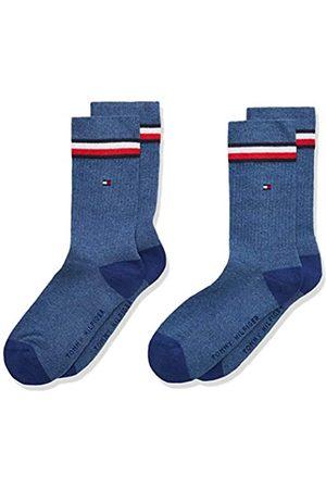 Tommy Hilfiger Tommy Hilfiger Unisex Kinder Tommy Hilfiger Iconic Kids' Sports Socken (2 Pack)