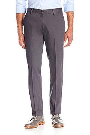 Goodthreads Slim-Fit Wrinkle-Free Dress Chino Pant Unterhose (Grey)