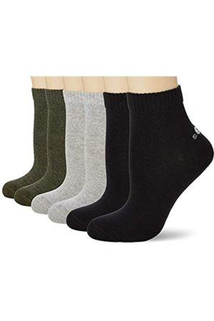 s.Oliver Unisex S21001000 Socken, 3er Pack