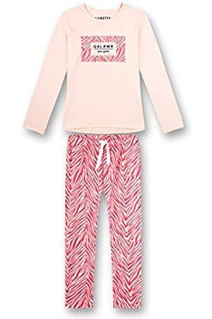 Sanetta Mädchen Schlafanzug lang Pyjamaset