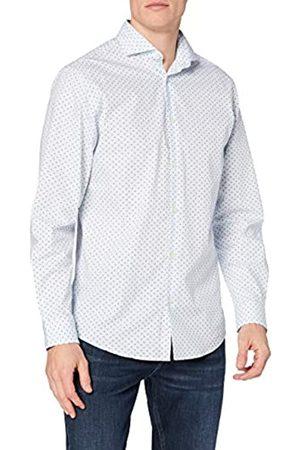 SELECTED Herren SLHSLIMSEL-Flow Shirt LS B NOOS Businesshemd