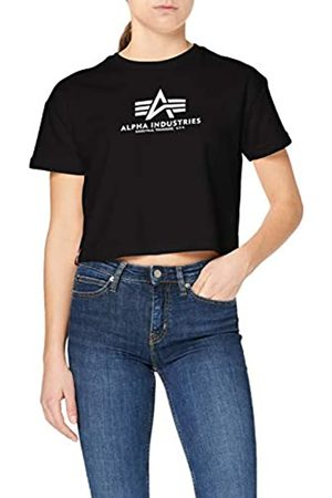 Alpha Industries Damen Basic Boxy T Wmn Sweatshirt