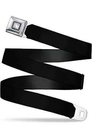 Buckle-Down Starburst Herren Sicherheitsgurt für Herren, regulär, 3,8 cm breit