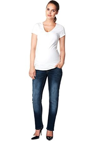 Noppies Damen Jeans OTB Comfort MENA Umstandsjeans