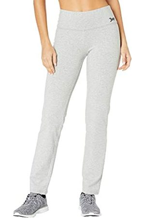 Juicy Couture Damen Essential High Waisted Cotton Pant Yoga-Hosen