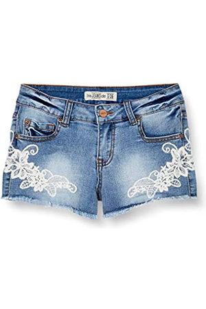 Inside Inside Damen @5SSH03 Jeans-Shorts