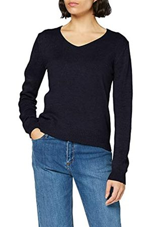 Mexx Womens V Neck Wool Pullover Sweater