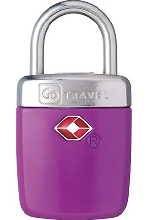 Design Go Travel Sentry Alert Lock Purple
