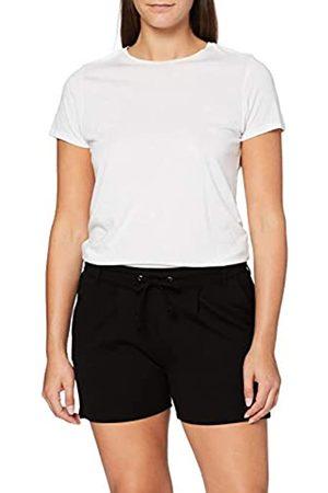 JDY Damen NEW Pretty JRS NOOS Shorts, Black