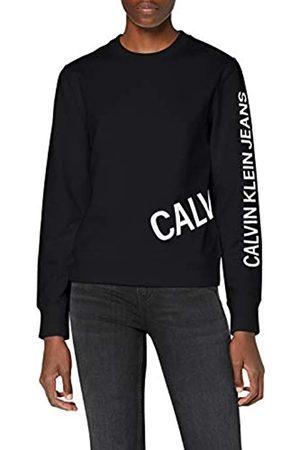 Calvin Klein Calvin Klein Jeans Damen Stretch Innovation Cn Pullover