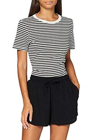 Urban classics Urban Classics Damen Ladies Viscose Resort Kurze Hose Lässige Shorts