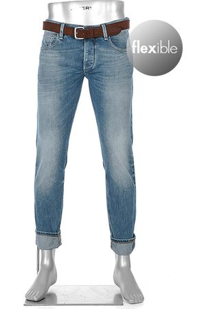 Alberto Tapered Fit Slipe Japan Denim 69491368/818