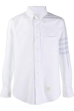 Thom Browne Oxford-Hemd mit Streifen