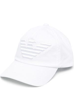 Emporio Armani Herren Hüte - Baseballkappe mit vorstehendem Logo