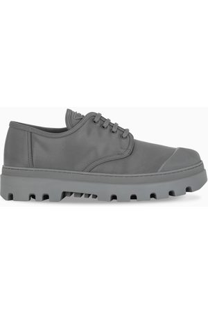 Prada Herren Schnürschuhe - Grey Hail lace-up shoes