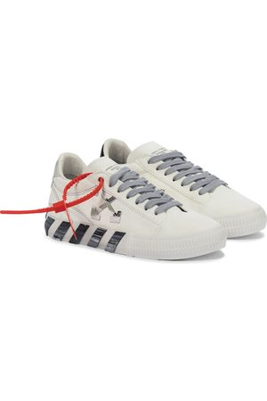 OFF-WHITE Sneakers Vulcanized aus Canvas