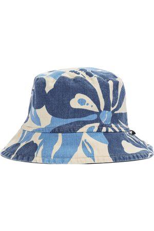 Il gufo Hut aus Baumwolle und Leinen