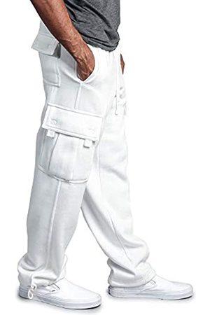 G-Style USA Herren Cargohose aus massivem Fleece