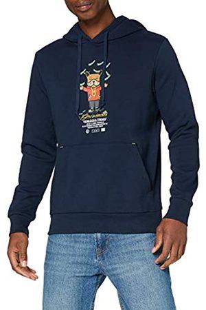 Jack & Jones Jack & Jones Herren JORDENIMDOG SWEAT HOOD Pullover
