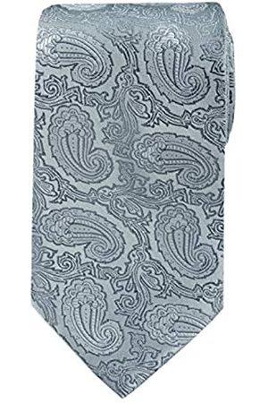 Towergem Extra lange Paisley Krawatte XL 160 cm lange Geschäftsanzug Herren Krawatte