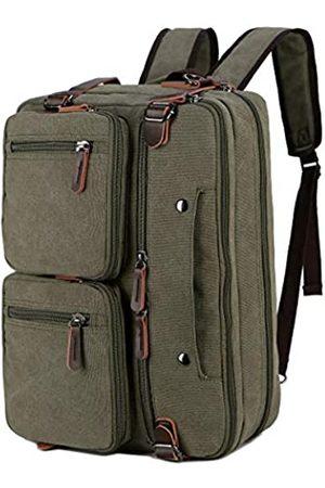 Baosha Convertible Aktentasche Rucksack 17 Zoll Laptop Tasche Case Business Aktentasche HB-22