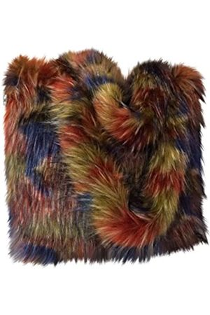 CHC-Beverly Hills Unisex-Erwachsene Luxurious Signature Fluffy Fur Weekender Bag Multi Colors Large Übernachtung Duffel