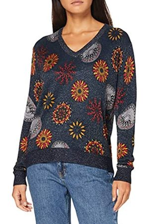 Desigual Womens JERS_MESINA Pullover Sweater