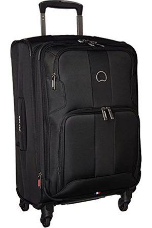 Delsey Taschen - DELSEY Paris Sky Max 2.0 Softside erweiterbares Gepäck mit Spinnrollen (Schwarz) - 403282830-00