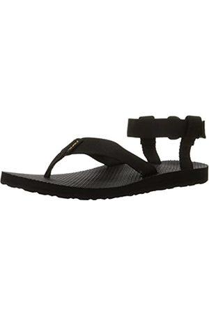 Teva Original Sandal W's Damen Sport- & Outdoor Sandalen, (black 513)