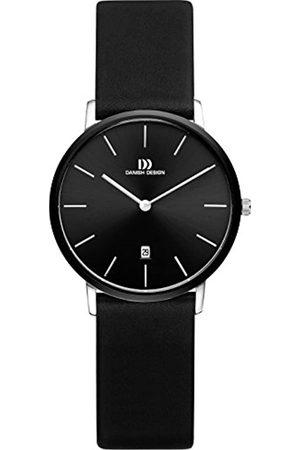 Danish Design Danish Design Damen Analog Quarz Uhr mit Leder Armband IV13Q1030