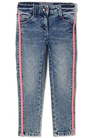 s.Oliver S.Oliver Mädchen Slim Fit: Skinny Leg-Jeans mit Tape 128.REG