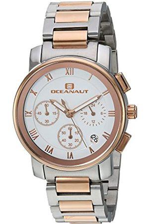 Oceanaut Damen Quarz Analog Uhr mit Edelstahl Armband OC0637