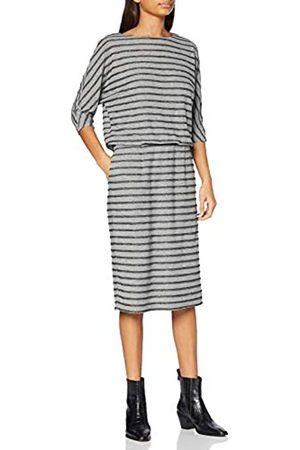 Apart Damen Jersey Glitter Dress Lässiges Kleid