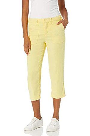 NYDJ Damen Utility Pants IN Stretch Linen Jeans