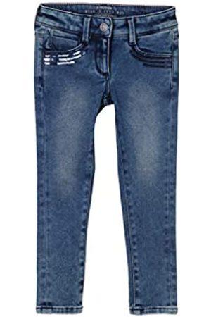 s.Oliver S.Oliver Mädchen Slim Fit: Warme Jeans mit Stretch blue 110.REG