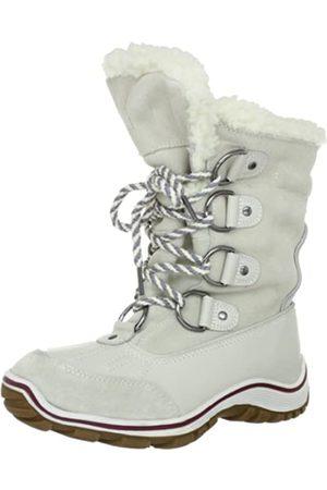 Pajar Alina 21302.22, Damen Fashion Stiefel, Weiss (White/Ice)