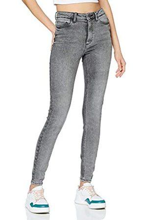 Noisy May Damen NMCALLIE CHIC HW VI070MG BG S Jeans