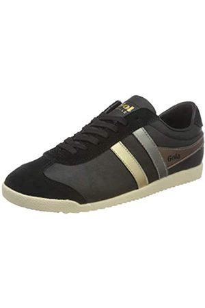 Gola Damen Bullet Trident Sneaker, Black/Bronze/