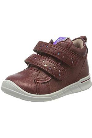 Ecco ECCO Mädchen Thar Chameleon First Walker Shoe, Rot (Syrah)