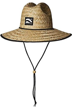 BROOKLYN ATHLETICS Herren Men's Straw Sun Lifeguard Beach Hat Raffia Wide Brim Sunhat