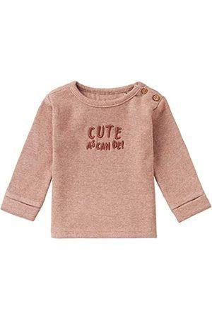 Noppies Noppies Baby-Unisex U Tee LS Istabong T-Shirt, Mahogany Melange-P629